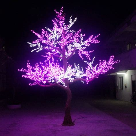 Popular Outdoor Artificial Trees With Lights Buy Cheap Buy Tree Lights
