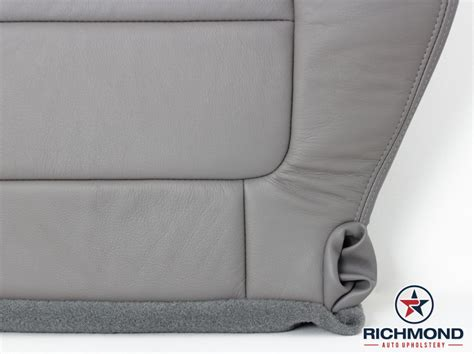 ford f 150 leather seat repair 2001 2002 ford f 150 lariat crew leather seat cover