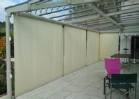 Patio Windbreak Awning Privacy Screens Windbreaks A25 Awnings