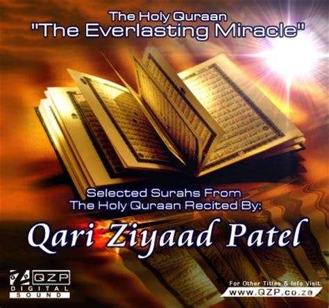 Terlaris Speaker Quran Murrattal murattal al qur an qari ziyad patel moslemsunnah