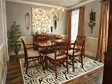 Wall Decor For Dining Room Area by Walls Dining Room Wall Decor Ideas With Rug Area Modern