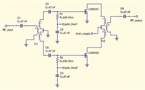 Power Lifier Pa low noise power lifier schematic low free engine image