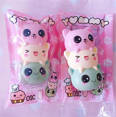 Pastry Squishy Creamiicandy Punimaru Ibloom Cutie Creative onlysweetcafe dango squishy soft scented