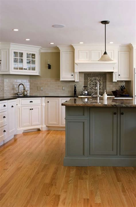 green kitchen cabinets calming room nuances traba homes shaker style cabinets for kitchen application traba homes