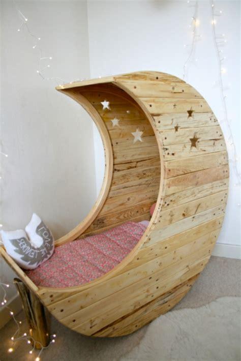 Baby Wiege Holz by Mond Babywiege Aus Europaletten