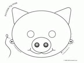 pig mask template me genes book 1 are you ready to