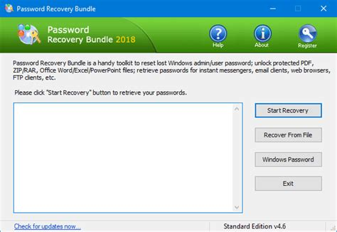 Cd Archive Password Recovery password recovery bundle recover lost password reset