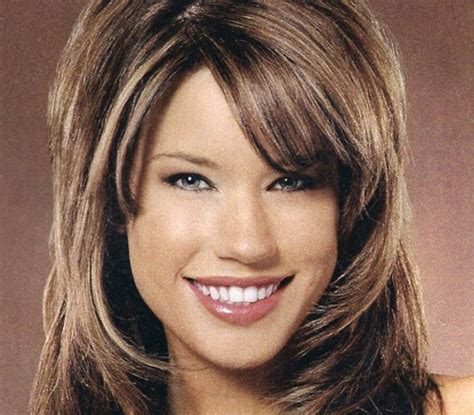 pictures of stylish medium long shag haircuts for women over 50 hairstyles popular 2012 medium shag hairstyle wallpapers