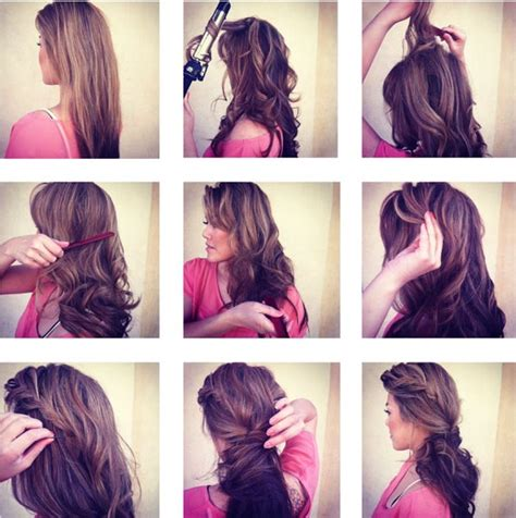 hairstyles in short hair step by step how to make easy hairstyles for eid hairstyles