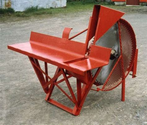 Banc De Scie Sur Tracteur by Banc De Scie Distributions Payeur Inc