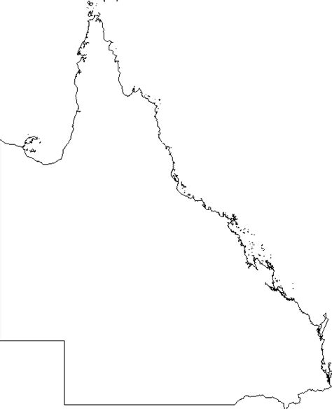 Blank Outline Map South Australia by Obryadii00 Blank Map Of South Africa For