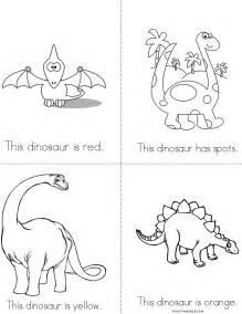 dinosaur colors book twisty noodle