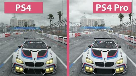 Kaset Ps4 Project Cars 2 project cars 2 ps4 vs ps4 pro 4k graphics comparison frame rate test