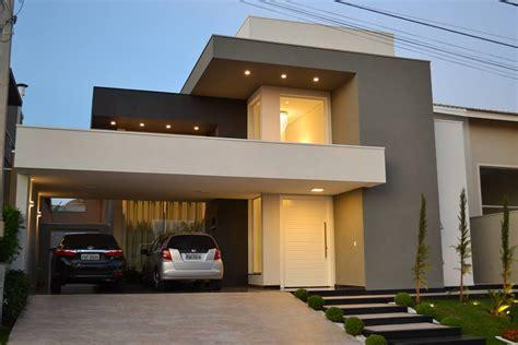 casas contemporaneas 12 fachadas de casas contempor 226 neas e lindas por julliana