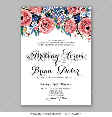 wedding shower card template ivan negin s portfolio on