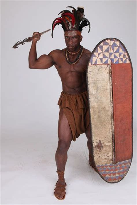 category ancient african warriors deadliest warrior wiki