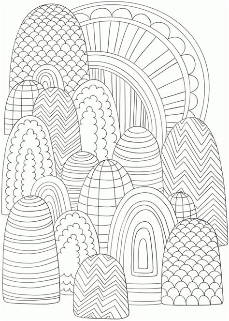 abstract patterns coloring pages pdf coloring pages abstract designs easy coloring home