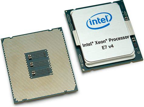 Processor Xeon intel announces the xeon e7 8894 v4 cpu 24 cores at 2 4 ghz for 8898