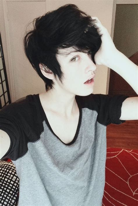non hairstyles non binary haircuts google search meg hair pinterest