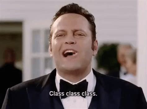 Wedding Crashers Erroneous Gif by New Member Tags Comedy Class Vince Vaughn