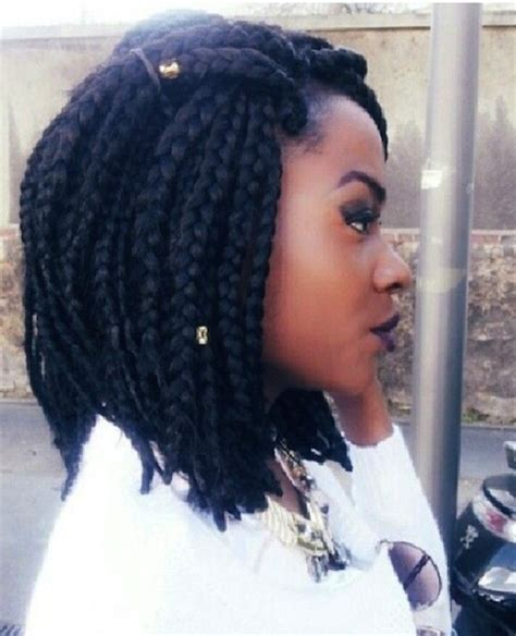 shoulder lenght box braids styles box braids medium bob google search natural hairstyles