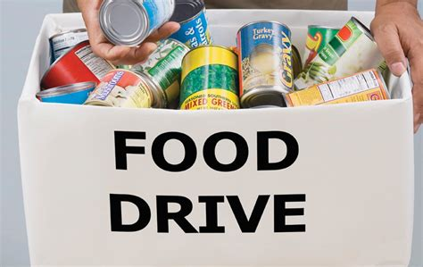 united way holding mailbox food drive may 12 13 forsyth