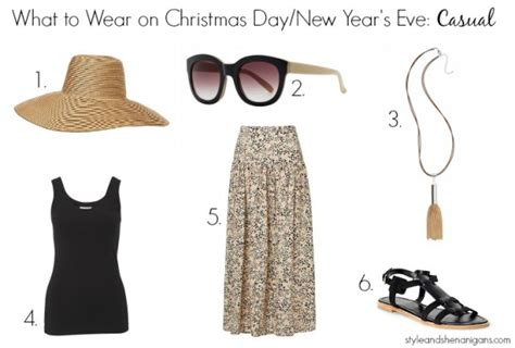 what to wear to casual daytime christmss what to wear on day and new year s style shenanigans