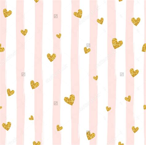 gold heart pattern 25 photoshop glitter patterns textures backgrounds