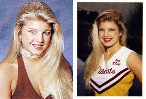 Fergie I Was A Teenaged by Fergie Younger High School Childhood