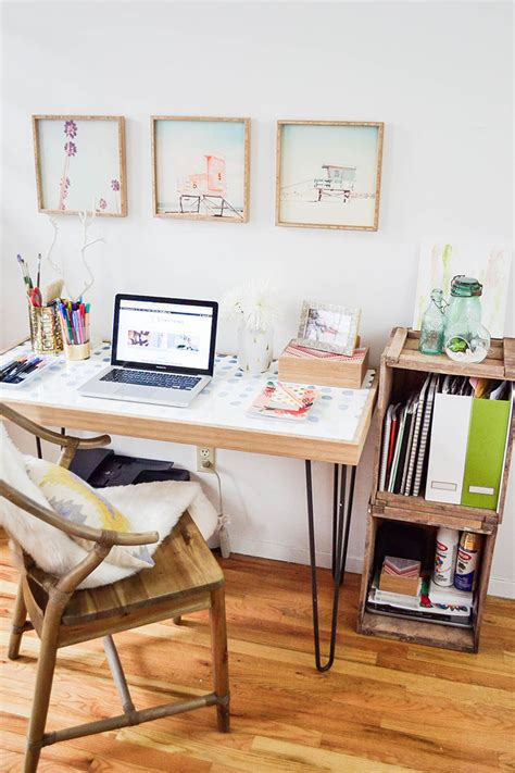 desks small apartments how to create a home office in a tiny apartment