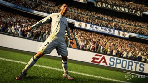 FIFA 18 review   The best entry in the series to date