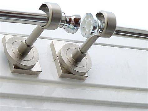 veranda per cer usata applicazioni con i magneti montare le aste delle tende