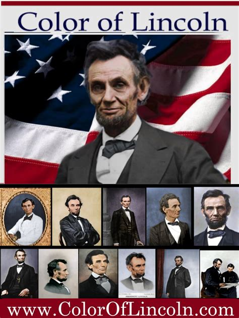 abraham lincoln color photo abraham lincoln photos color www imgkid the image