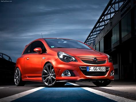 opel corsa opc opel corsa opc nurburgring edition review and pictures