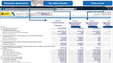 como elaborar declaracion de renta colombia 2016 aeat 2016 2017 c 243 mo solicitar el borrador de la
