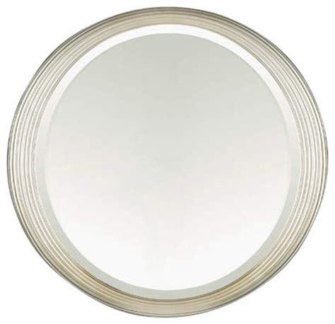 Satin Nickel Bathroom Mirror Alno Creations Satin Nickel Oval Mirror 2002 142 Traditional Bathroom Mirrors By Knobdeco