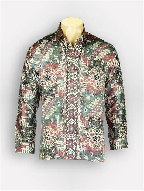 Baju Batik Pria Di Tanah Abang baju batik kerja pria aryasena 663 batik tanah abang