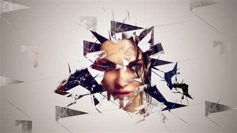 line art portrait tutorial photoshop tutorial how to make abstract portrait