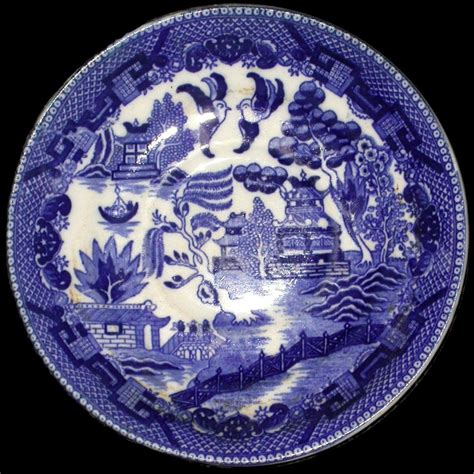 willow pattern meaning willow pattern wikipedia
