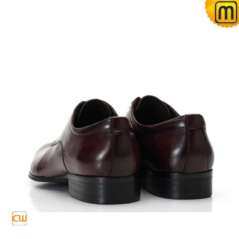 oxford style shoe oxford style leather dress shoes for cw762011
