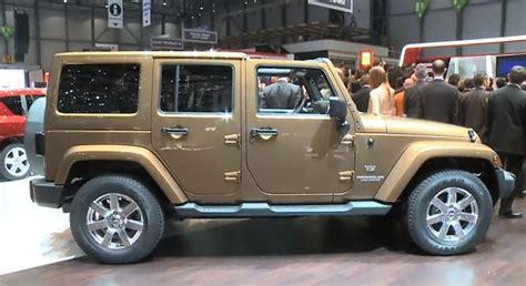 2011 Jeep Wrangler Fuel Economy 2012 Jeep Wrangler Fuel Economy Figures Improve 9th