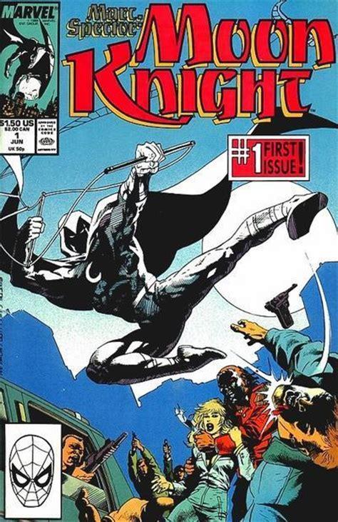 moon knight volume 1 marc spector moon knight vol 1 1 marvel comics database