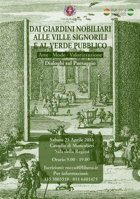 regionale europea moncalieri giardini storici convegno a moncalieri piemonte ansa it