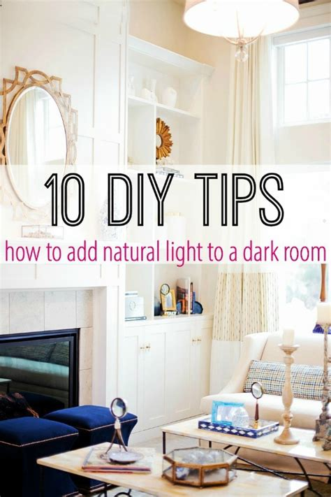how to darken a room 10 diy tips to add light to a room s