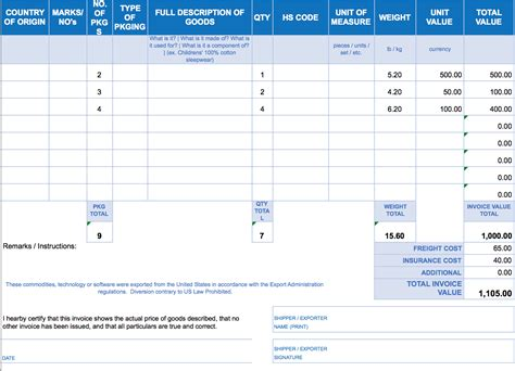 blank tax invoice template billing invoices format for billing