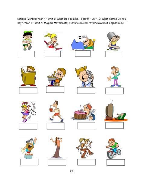 Verbs For Kindergarten Worksheets by Verbs Worksheet For Grade 1 1000 Images About Worksheets