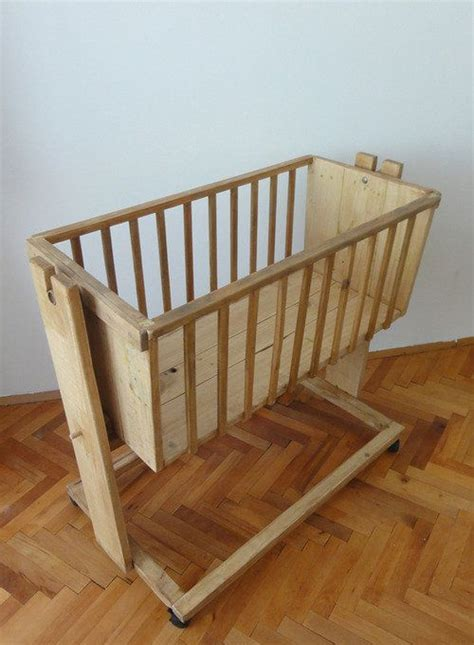 Wooden Baby Crib Designs Cradle From Pallet Wood Furniture Patterns And Baby Brothers