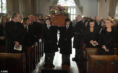 josh ryan evans last episode eastenders after pat evans funeral carol jackson and