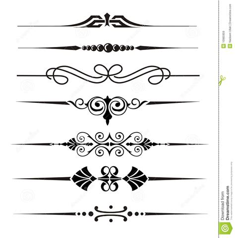 design elements for loading in vector from stock 25 eps vector elements stock vector image of leaf decorative