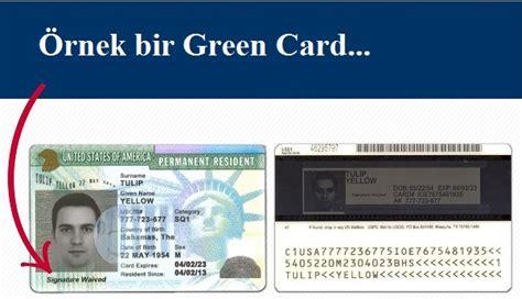 sle of green card nasıl green card alınır nasıl green card aldım